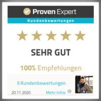 Proven-Expert-Reviews